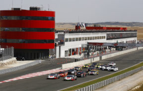 MOTORSPORT - FIA GT1 WORLD CHAMPIONSHIP 2011 - NAVARRA (ESP) - 01 TO 03/07/2011 - PHOTO : ALEXANDRE GUILLAUMOT /DPPI -