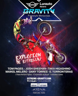 Cartel X-Gravity