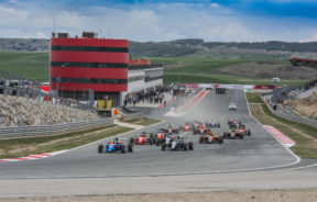 F4 Racing Weekend
